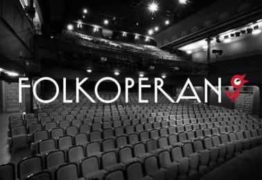 The Folkoperan Opera House: Folkoperan - new graphic identity, 4 Design & Branding by Lowe Brindfors Stockholm