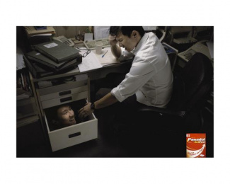 Panadol Actifast: OVERTIME Print Ad by Ogilvy & Mather Hong Kong