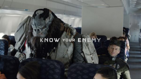 Xbox: War of Wits, 1 Digital Advert by Smuggler, twofifteenmccann San Francisco