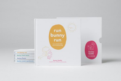 Gidget Foundation: Bunny Books, 1 Direct marketing by Naked Communications