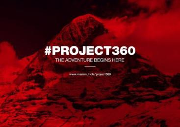 Mammut: #Project360 Design & Branding by Heye & Partner Munich