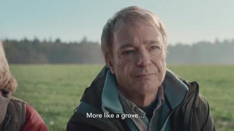 Die Mobiliar: Forest Film by Wirz Werbung Zurich