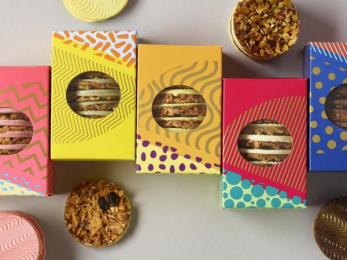 Fortnum & Mason: Florentines, 4 Design & Branding by Design Bridge Limited