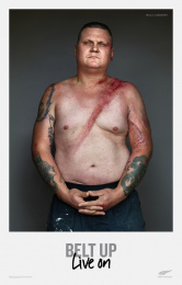 New Zealand Transport Agency (NZTA): Belted Survivors - Willy Carberry Print Ad by Clemenger BBDO Wellington