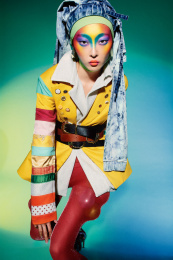 Harper's Bazaar Mexico 2020: BLOOM, 11 Print Ad
