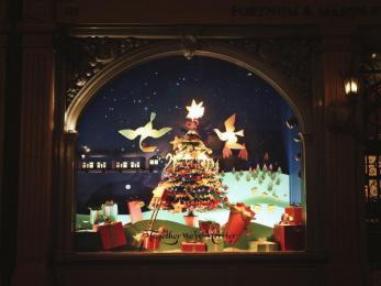 Fortnum & Mason: Christmas Windows, 17 Outdoor Advert by Otherway