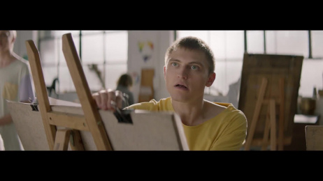 Mars: Life Drawing [6 sec] Film by Clemenger BBDO Melbourne