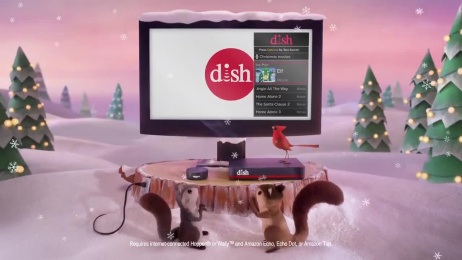 Dish Tv: Tuned In To You Christmas Special Film by Camp + King San Francisco, House Special