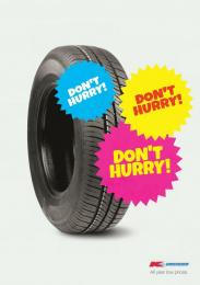 Kmart: Hurry Print Ad by MJW Sydney