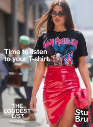 Studio Brussels: Time to listen to your T-shirt, 4 Print Ad by Mutant