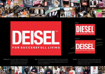 Diesel: Case study Direct marketing by Publicis Italy, Publicis New York