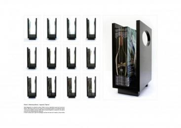 Nedergurg/ingenuity Wines: SPINES Print Ad by Net#work BBDO Johannesburg