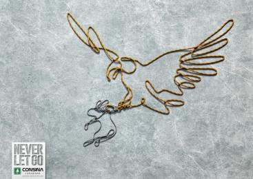 Consina: Wild Life, 1 Print Ad by Hakuhodo Jakarta