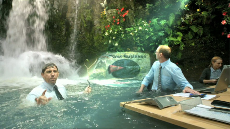 Lipton Ice Tea: Waterfall Film by Tribal London