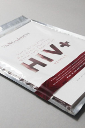 Vangardist Magazine: THE HIV+ ISSUE [image] 5 Direct marketing by Saatchi & Saatchi Geneva