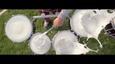 Milk Processor Education Program /MilkPEP: Drumline Film by Campbell Ewald, Uber Content