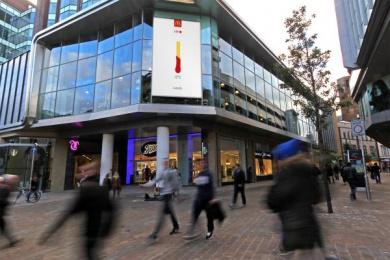 McDonald's: Weather-Reactive Outdoor - The Screen Outdoor Advert by Leo Burnett London