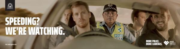 Road Safety Commission: Road Safety Commission Print Ad by 303Lowe Sydney