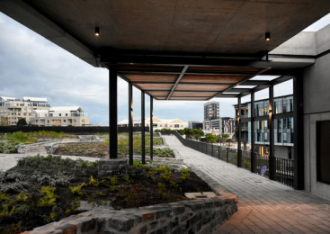 V&a Waterfront: Battery Park, 5 Print Ad by dhk Architects