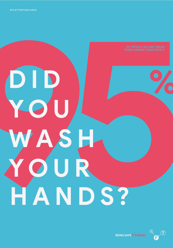 Facts to safe -  Did you wash your hands?