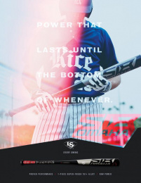 Louisville Slugger: Omaha 518 Print Ad by Young & Laramore