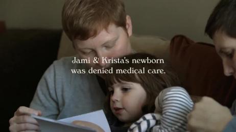 Ad Council: Beyond I Do - Meet Jami & Krista Film by Crispin Porter + Bogusky USA