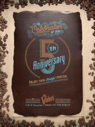 Videri: Videri's Fifth Anniversary, 3 Print Ad by Baldwin&