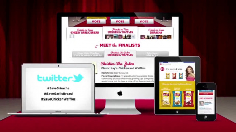 Lays: Lay's Do Us A Flavour [case] Digital Advert by Xi Chicago