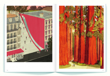 Genkosha: The Art Of Tatsuro Kiuchi, 7 Print Ad