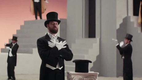 Squarespace: Magicians Film by Biscuit Filmworks, Team collaboration
