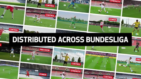Sky Bundesliga: Football – As it's Meant To Be Case study by Space