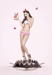Special K Cereal: BEAR TRAP Print Ad by Leo Burnett Bogota