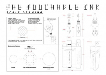 Samsung: Touchable Ink [image] 6 Digital Advert by J. Walter Thompson Bangkok, The Film Factory