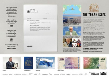 The Plastic Oceans Foundation: The Plastic Oceans Foundation Direct marketing by AMV BBDO London