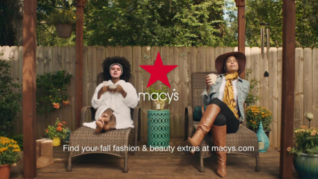 Macy's: Wear What You Love Anywhere, 2 Film by BBDO New York, Voyager