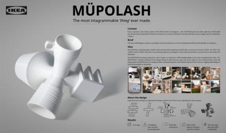 IKEA: MUPOLASH - Board Case study by Ogilvy & Social.Lab
