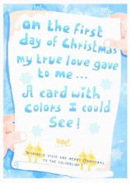 rebrandingchristmas.com: Christmas Card Print Ad by 360i, Seiden, Ss+k New York, Studio Klew