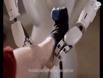 Lotto: ROBOT Film by AMV BBDO London, Partizan