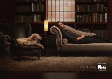Petz: Listeners, 2 Print Ad by Ogilvy Sao Paulo