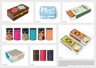 IndiGo/ Indigo Airlines: INDIGO FOOD PACKAGING Design & Branding by Wieden + Kennedy Delhi