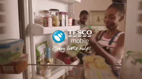Tesco Mobile: Unbox More Film by BBH London