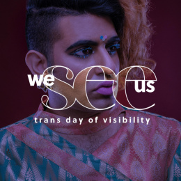 Trans Lifeline: #WeSeeUs, 5 Digital Advert by Leo Burnett USA