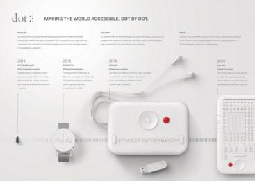 Dot Incorporation: Case study Digital Advert by Serviceplan Korea, Serviceplan Munich