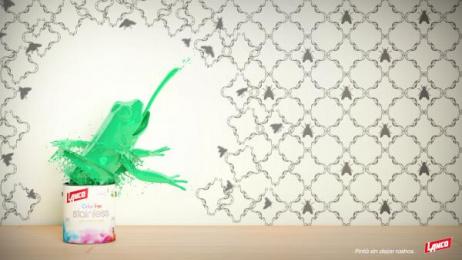 Lanco: Frog Print Ad by Teah 720