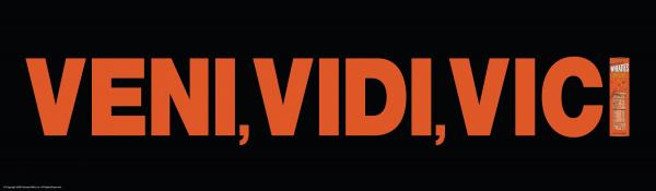 Wheaties Cereal: VENI VIDI VICI Outdoor Advert by Saatchi & Saatchi New York