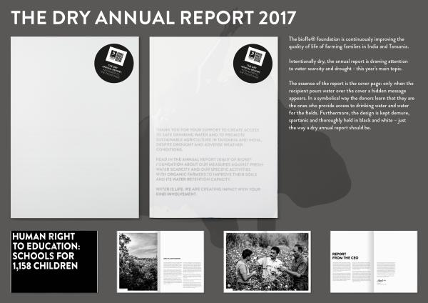 The Dry Annual Report