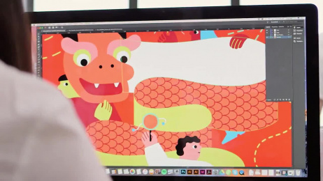 Panda Express: Chinese New Year Collaboration with Artist Jing Wei Film by Reach