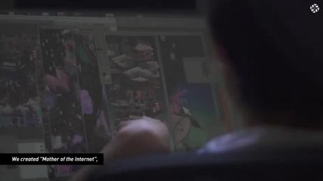 Yahoo!: History Of The Internet [video] 2 Digital Advert by Birdman, Team collaboration