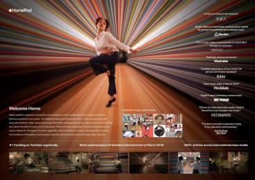 Apple: Case study Film by TBWA\Media Arts Lab Los Angeles
