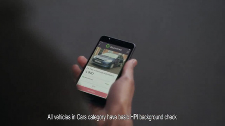 Gumtree.com: A car right up your street Film by Fold7 Creative